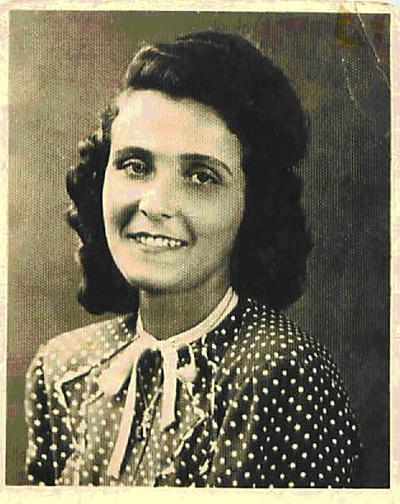 Wita Rechter in 1945